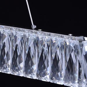 Lampa wisząca Goslar Crystal 180 Chrom - 498012801 small 10