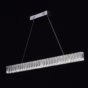 Lampa wisząca Goslar Crystal 240 Chrom - 498012901 small 2