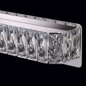 Kinkiet Goslar Crystal 100 Chrom - 498022601 small 2