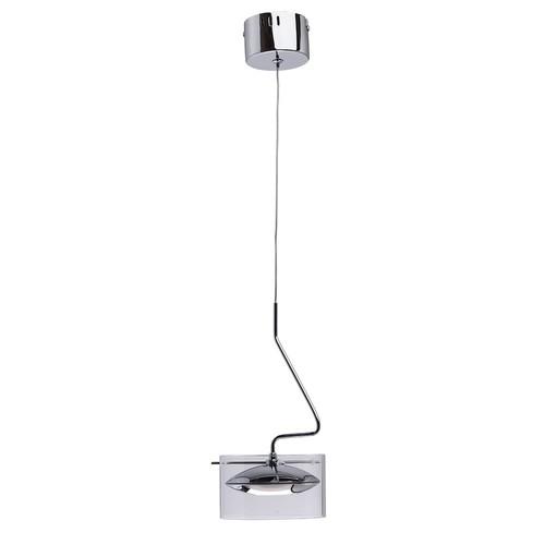 Lampa wisząca Galaxy Hi-Tech 1 Chrom - 632013801