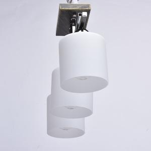 Lampa wisząca Alpha Megapolis 3 Czarny - 673010803 small 3