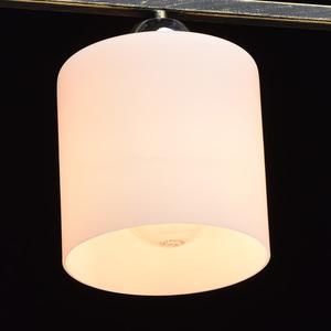 Lampa wisząca Alpha Megapolis 3 Czarny - 673010803 small 5