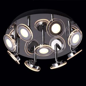 Lampa wisząca Graffiti Hi-Tech 9 Srebrny - 678010209 small 2