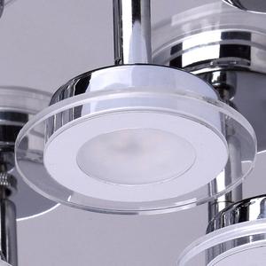 Lampa wisząca Graffiti Hi-Tech 9 Srebrny - 678010209 small 3