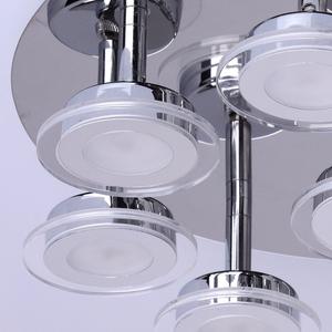 Lampa wisząca Graffiti Hi-Tech 9 Srebrny - 678010209 small 5