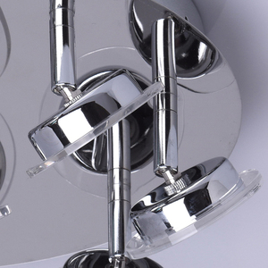 Lampa wisząca Graffiti Hi-Tech 9 Srebrny - 678010209 small 7