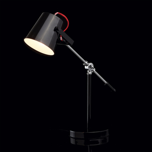 Lampa Stołowa Hof Megapolis 1 Czarny - 680030601 small 1