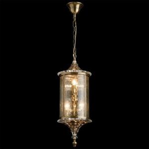 Lampa wisząca Corso Street 4 Mosiądz - 802011104 small 1