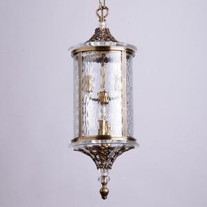 Lampa wisząca Corso Street 4 Mosiądz - 802011104 small 2