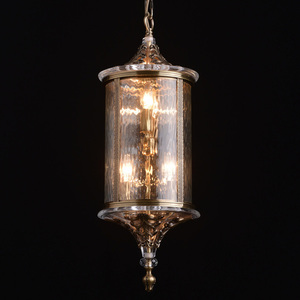 Lampa wisząca Corso Street 4 Mosiądz - 802011104 small 3