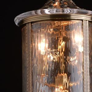 Lampa wisząca Corso Street 4 Mosiądz - 802011104 small 5