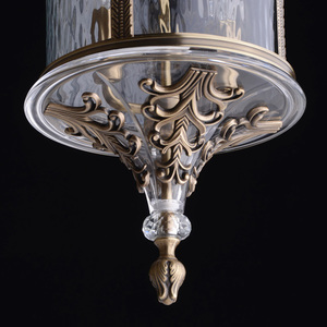 Lampa wisząca Corso Street 4 Mosiądz - 802011104 small 7