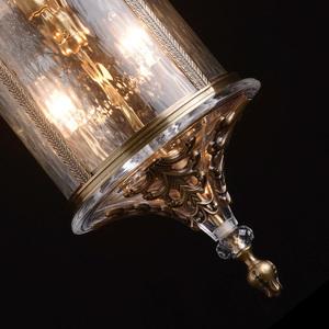 Lampa wisząca Corso Street 4 Mosiądz - 802011104 small 8