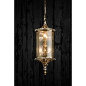 Lampa wisząca Corso Street 4 Mosiądz - 802011104 small 11