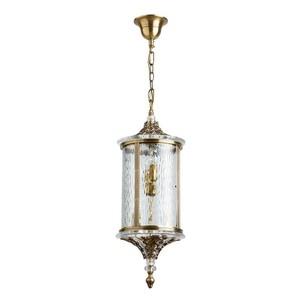 Lampa wisząca Corso Street 4 Mosiądz - 802011104 small 0