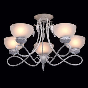 Lampa wisząca Felice Classic 5 Biały - 347018605 small 2