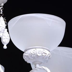 Lampa wisząca Felice Classic 5 Biały - 347018605 small 4