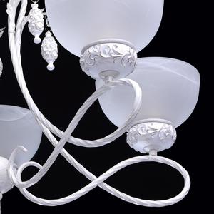 Lampa wisząca Felice Classic 5 Biały - 347018605 small 7