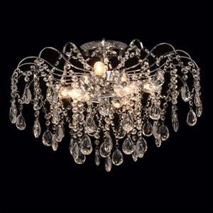 Lampa wisząca Venezia Crystal 6 Chrom - 464017306 small 2