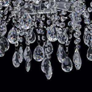 Lampa wisząca Venezia Crystal 6 Chrom - 464017306 small 8
