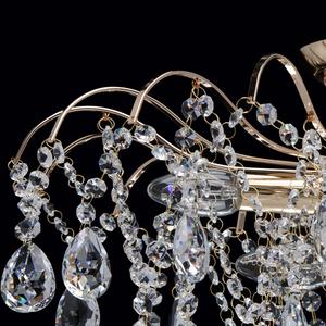 Lampa wisząca Venezia Crystal 6 Złoty - 464017406 small 5