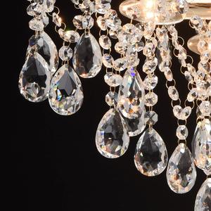 Lampa wisząca Venezia Crystal 6 Złoty - 464017406 small 6