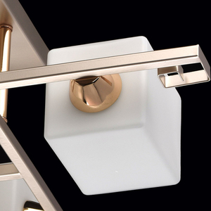 Lampa wisząca Alpha Megapolis 5 Złoty - 673011905 small 7