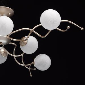 Lampa wisząca Olivia Megapolis 8 Złoty - 306012808 small 9