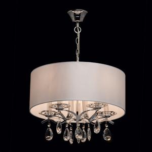 Lampa wisząca Nora Elegance 5 Chrom - 454010805 small 2