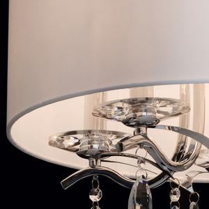 Lampa wisząca Nora Elegance 5 Chrom - 454010805 small 5