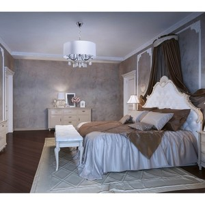 Lampa wisząca Nora Elegance 5 Chrom - 454010805 small 13