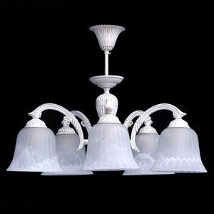 Lampa wisząca Ariadna Classic 5 Biały - 450014805 small 3