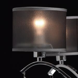 Lampa wisząca Federica Elegance 6 Chrom - 379019006 small 4