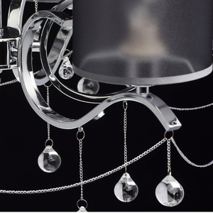 Lampa wisząca Federica Elegance 6 Chrom - 379019006 small 7