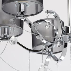 Lampa wisząca Federica Elegance 6 Chrom - 379019006 small 8