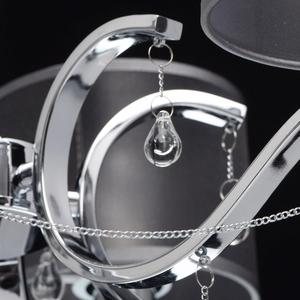 Lampa wisząca Federica Elegance 6 Chrom - 379019006 small 11