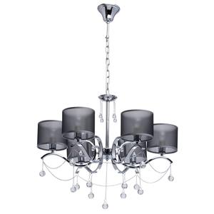 Lampa wisząca Federica Elegance 6 Chrom - 379019006 small 0