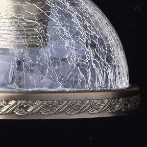 Lampa wisząca Amanda Classic 5 Mosiądz - 481011805 small 5