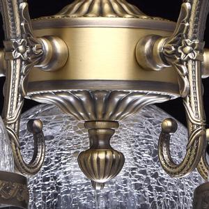 Lampa wisząca Amanda Classic 5 Mosiądz - 481011805 small 10