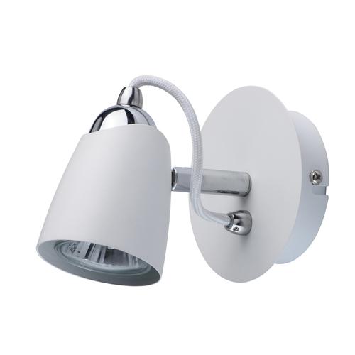 Reflektorek Astor Techno 1 Biały - 545021301