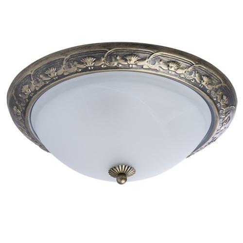 Lampa wisząca Ariadna Classic 3 Mosiądz - 450015703