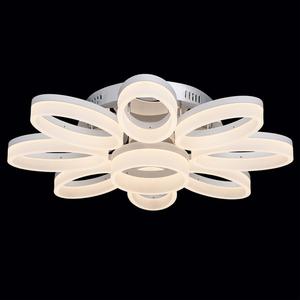 Lampa wisząca  Hi-Tech 8 Chrom - 661012509 small 1