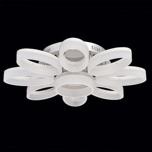 Lampa wisząca  Hi-Tech 8 Chrom - 661012509 small 2