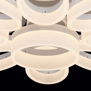 Lampa wisząca  Hi-Tech 8 Chrom - 661012509 small 5