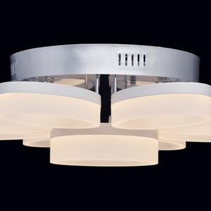 Lampa wisząca  Hi-Tech 8 Chrom - 661012509 small 10