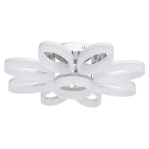 Lampa wisząca  Hi-Tech 8 Chrom - 661012509 small 0