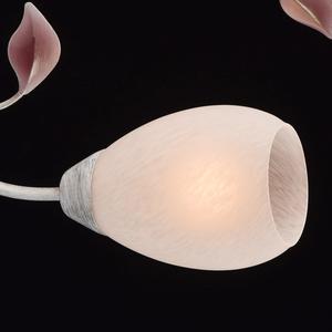 Lampa wisząca Verona Flora 8 Biały - 242016508 small 5