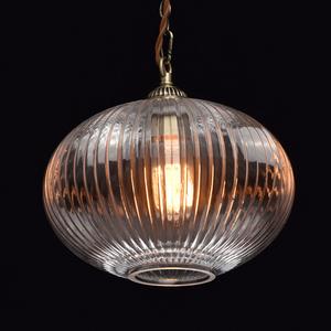 Lampa wisząca Amanda Classic 1 Mosiądz - 481012201 small 2