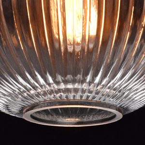 Lampa wisząca Amanda Classic 1 Mosiądz - 481012201 small 3