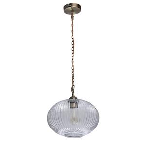 Lampa wisząca Amanda Classic 1 Mosiądz - 481012201 small 0